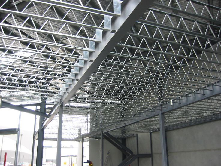 31 best images about lgs light gauge steel on pinterest for Open web trusses