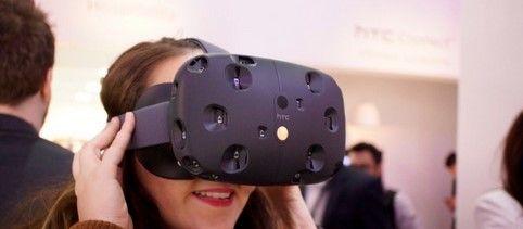¡Actualidad! ¿Sabías que #HTC lanzará sus #gafas de realidad #virtual en abril del año que viene?