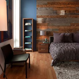 contemporary bedroom by Groundswell Design Group, LLC
