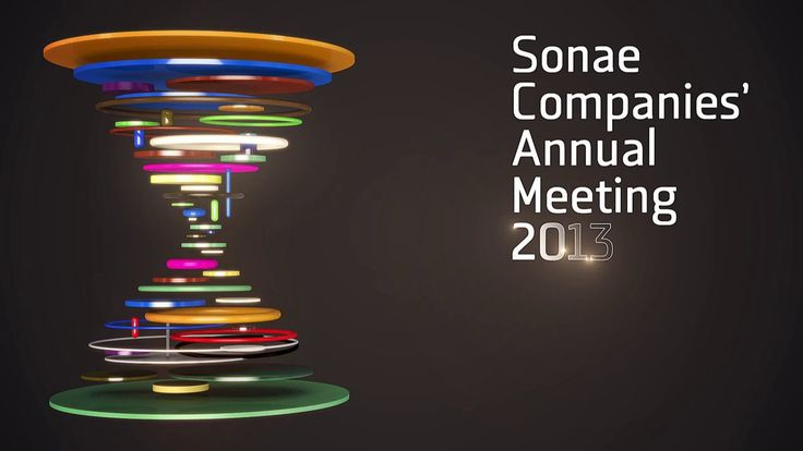 Sonae Annual Meeting 2013 by Sketchpixel