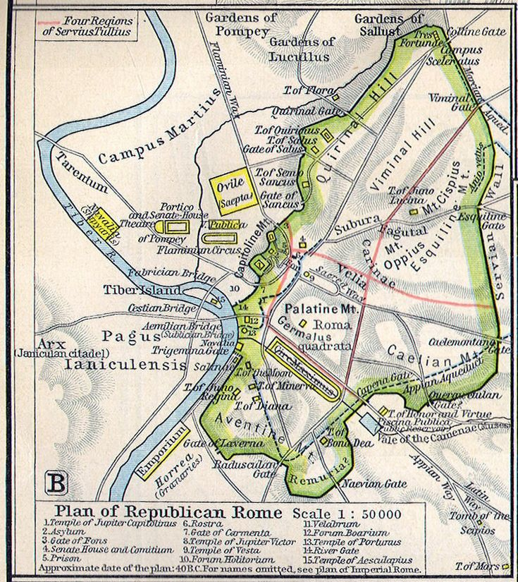 Map Of Italy Maps And Rome On Pinterest - Maps of us and anchent rome
