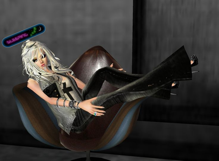This is me and I made it to My Photo of the week!!!    <3  Woot!!   Captured Inside IMVU - Join the Fun!