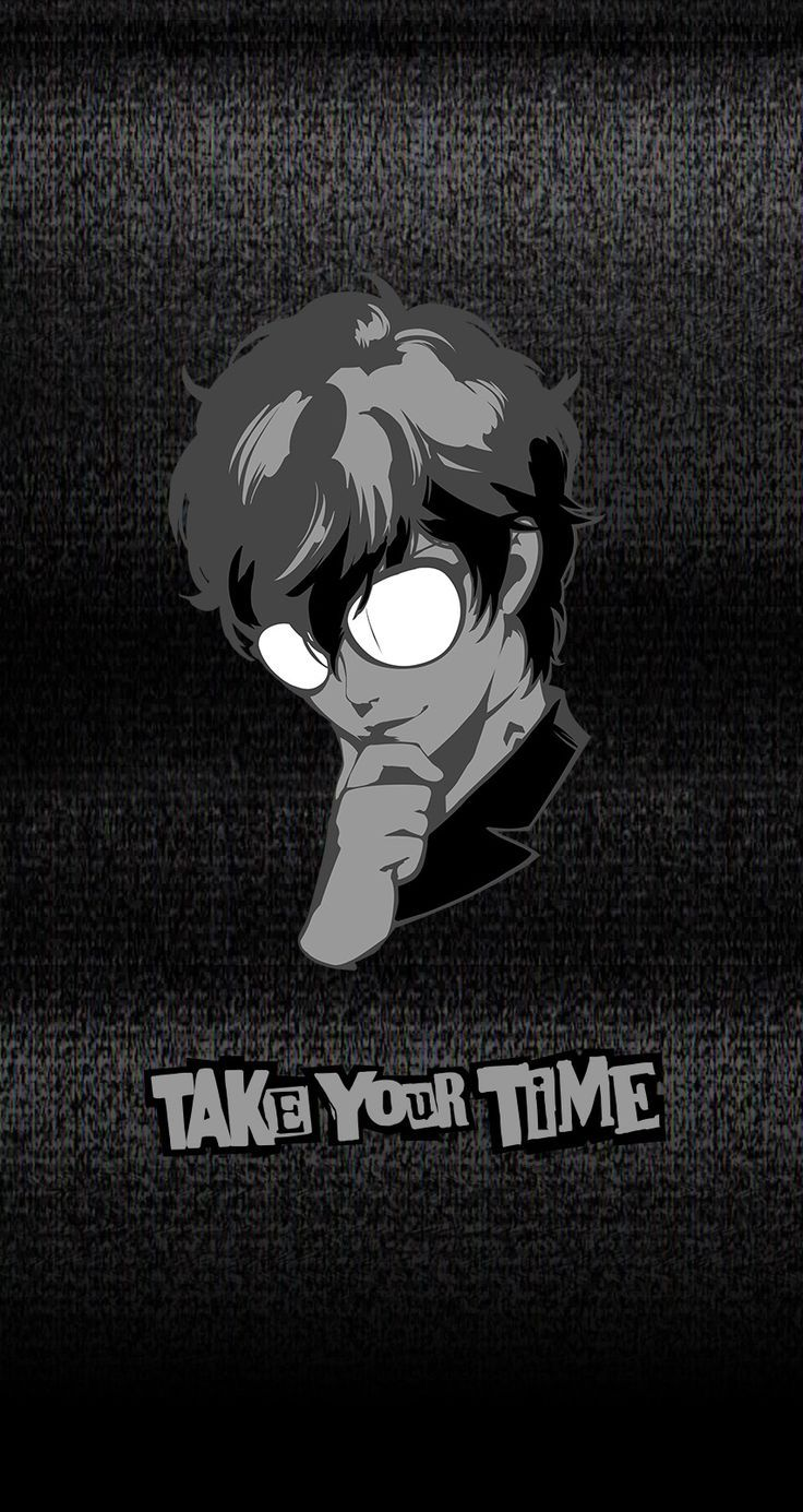 Persona 5 Mobile Wallpapers Mobile Persona Wallpapers With