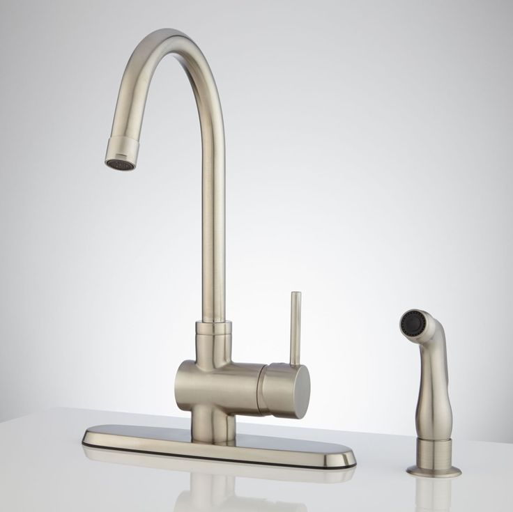 133 best Ultra Modern Kitchen Faucet Designs Ideas