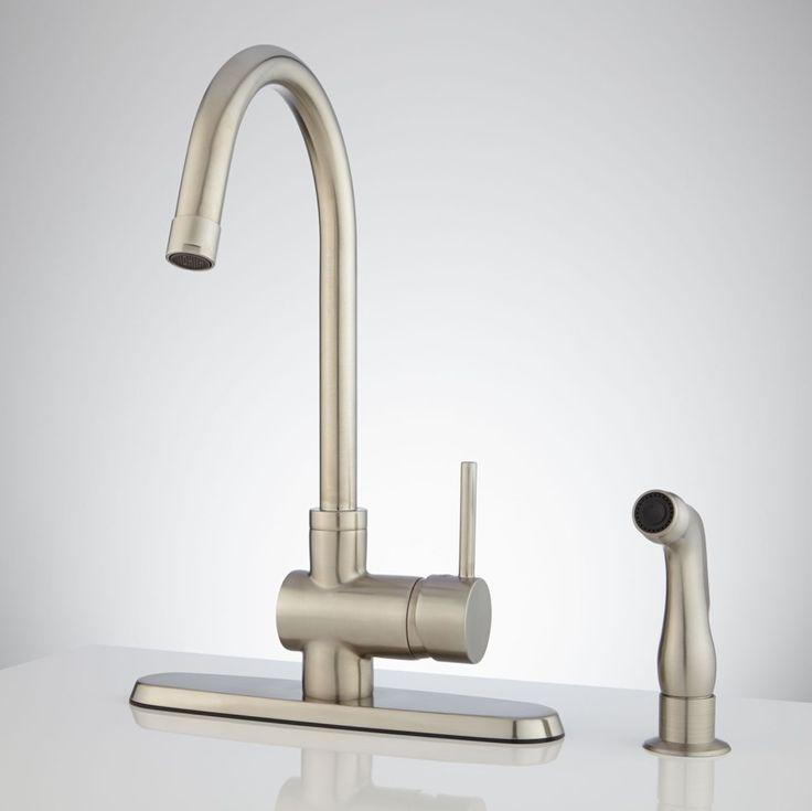 133 best Ultra Modern Kitchen Faucet Designs Ideas