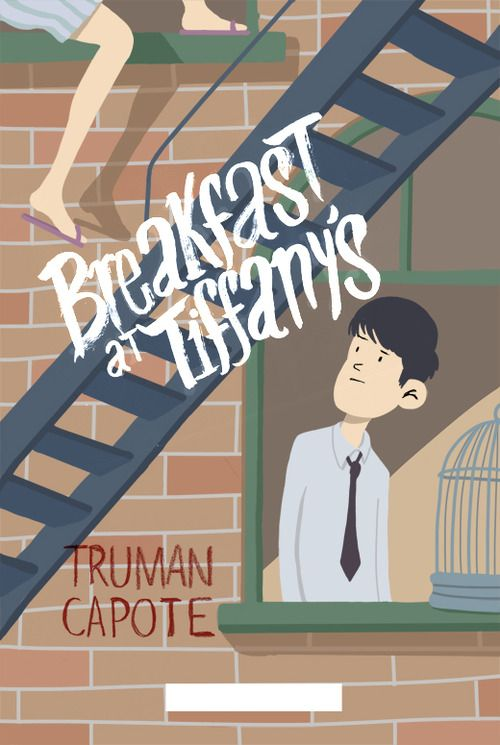 Risultati immagini per BREAKFAST AT TIFFANY'S novel