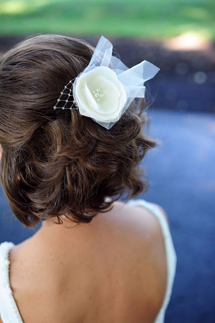 Short wedding hair  Guys, I'm thinking I might cut my hair and have it shorter…