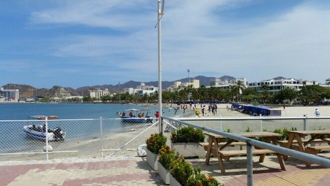 Santa Martas beach