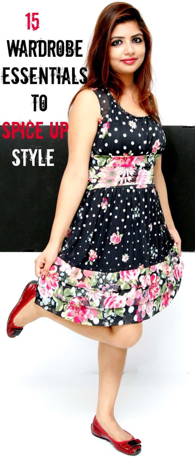 Wardrobe essentials to spice up your style which you will always need to satisfy your daily fashion appetite. http://www.spiceupboringlife.com/