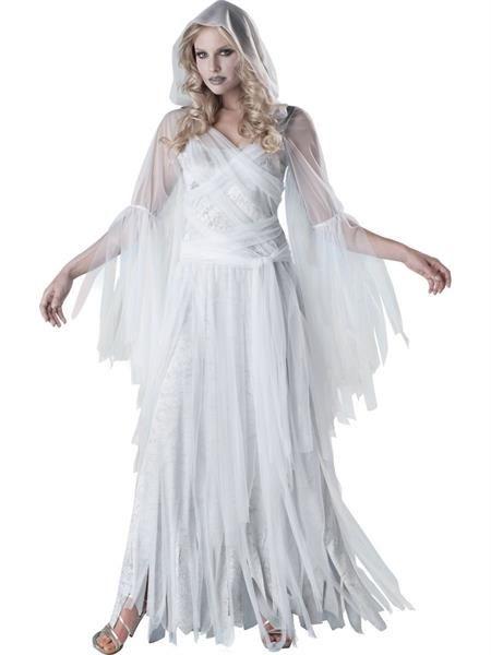 Где можно купить костюм призрака