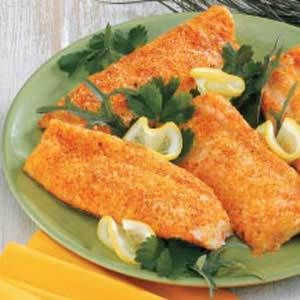 Easy orange roughy fillet recipes
