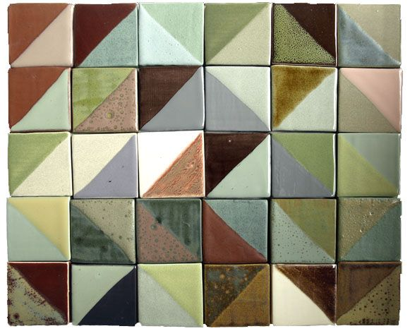 Fabulous handmade tiles - Lubna Chowdhary