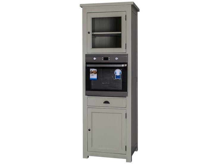 Wysoka szafka kuchenna pod AGD Charlotte 512