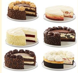The Cheesecake Factory Half Off Cheesecakes Slices