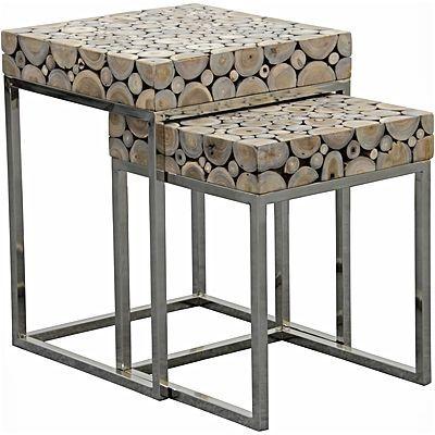 Banji Side Table (Set of 2)