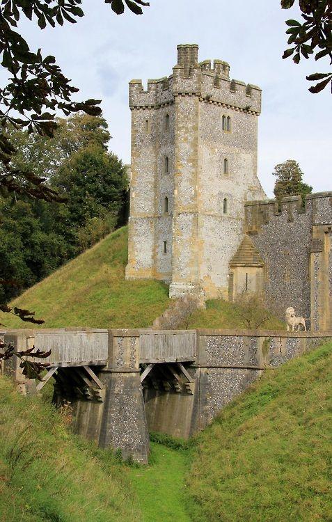 Arundel Castle, West Sussex, England
