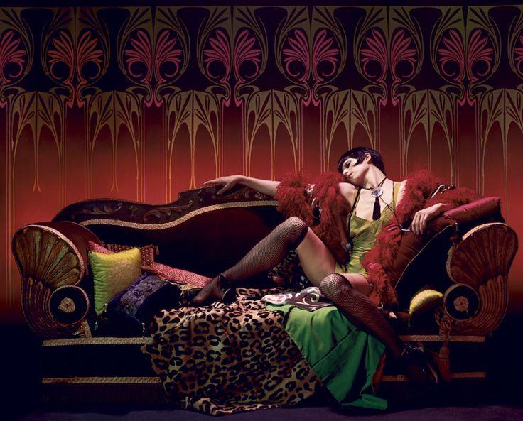 Juan Gatti: Mein Damen Und Herzen Wilkommenim Cabaret | Michele Filomeno