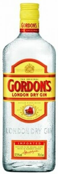 Gordons Gin / 37,5% vol (0,7L)