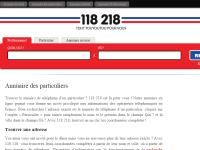 annuaire page jaune > page blanche > annuaire gratuit pages blanches