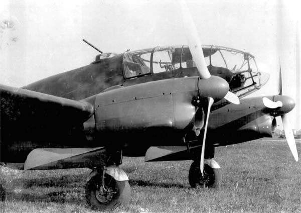 Caproni CA 331 Raffica