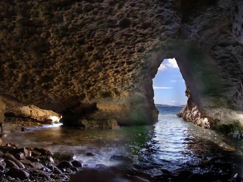 Filoctetes Cave, Moudros, Greece
