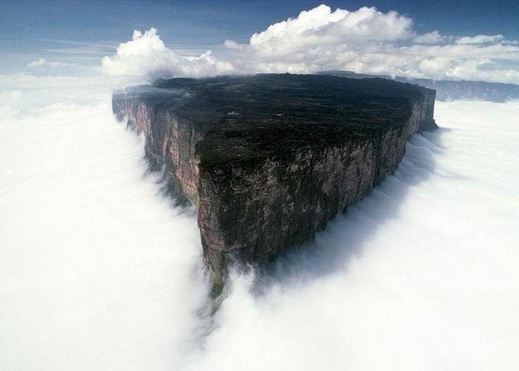 Гора Рорайма, Южная Америка - Путешествуем вместе