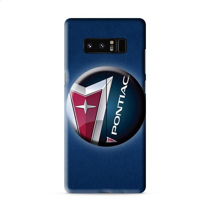 Pontiac Symbol Samsung Galaxy Note 8 3D Case Caseperson