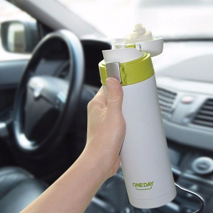 Oneday 14Oz Insulated Stainless Steel Vacuum Flask Travel Mug Leak Proof Tumbler