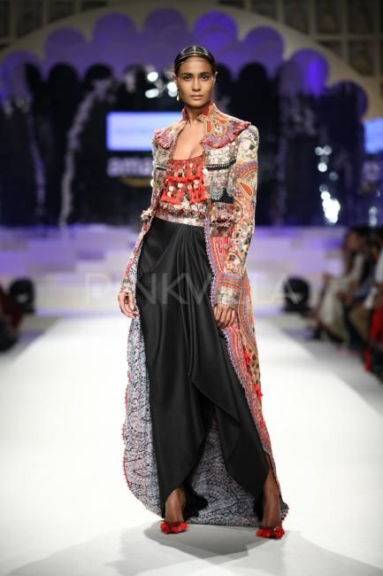 Grand Finale of Amazon India Fashion Week