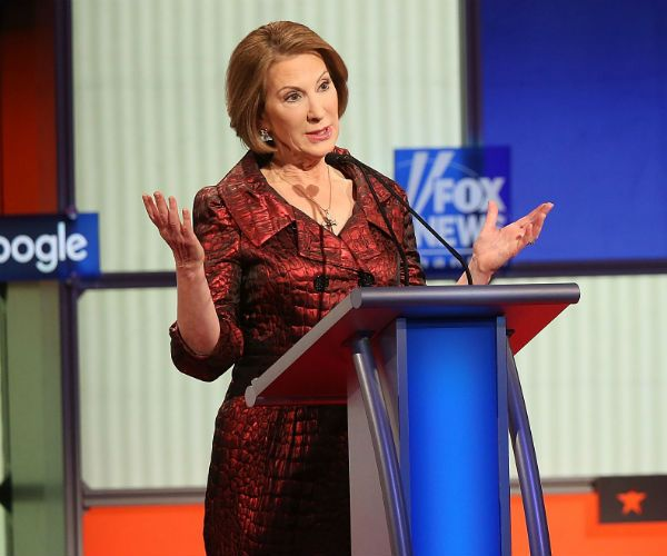 02-04-2016   Romney, Gingrich Call For Carly Fiorina to Be in Saturday's GOP Debate