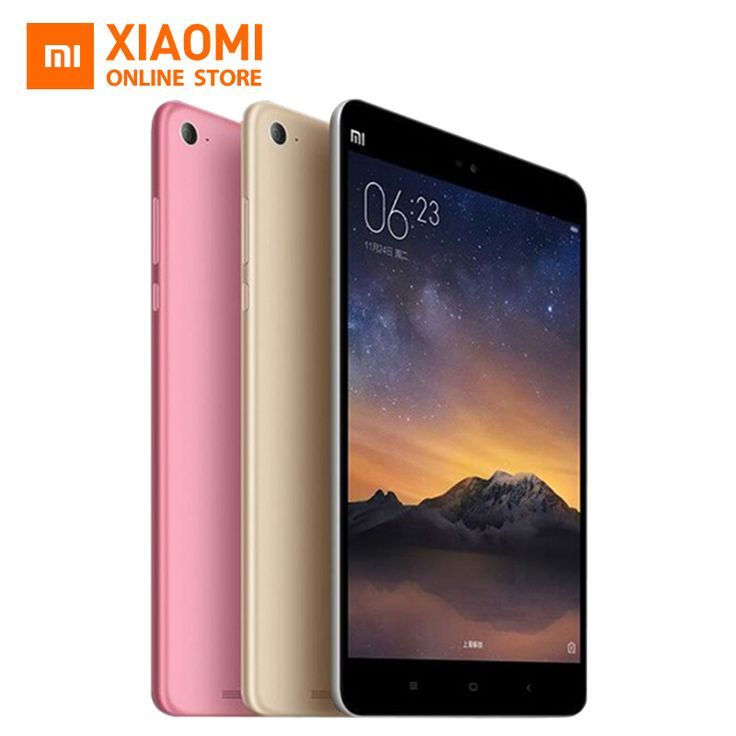 """Original Xiaomi Mipad 2 Mi Pad 2 Tablet PC MIUI 10 7.9"""" Intel Atom X5 Quad Core 2GB RAM 16GB/64GB ROM 8.0MP 6190mAh"""