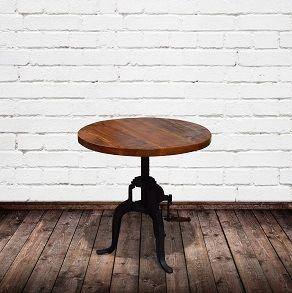#industrial #bar #table