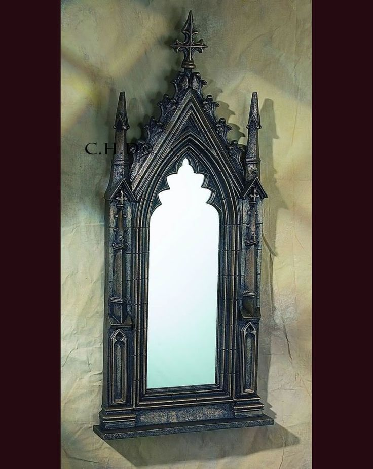 Best 25 Gothic Mirror Ideas On Pinterest Wall Mirror