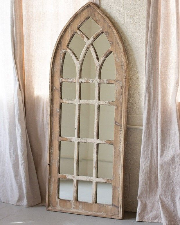 The 25 best mirrors like church windows ideas on for Church style mirrors