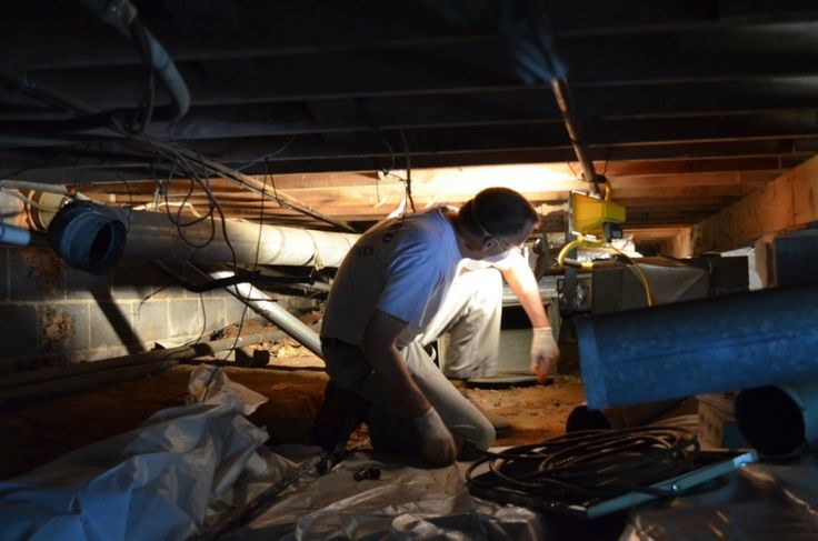28 best images about crawlspace on pinterest cinder for Ask the builder