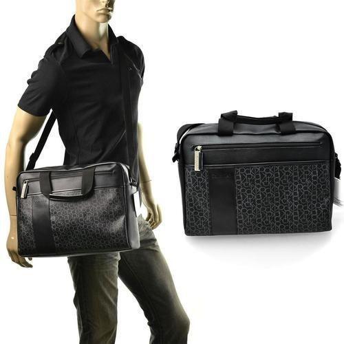 Calvin Klein, Messenger, Satchel, Work, Laptop Bag