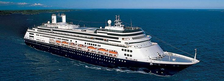 Our Ships - ms Rotterdam - Holland America