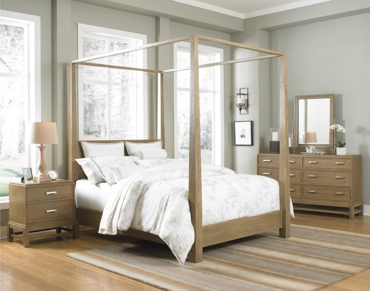 50+ Modern Canopy Bedroom Sets - Interior Paint Color Schemes Check more at http://www.soarority.com/modern-canopy-bedroom-sets/