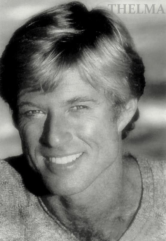 "robert redford -- saw him when he was up here in Los Alamos (NM) filming ""The Milagro Beanfield War."" He was looking all scruffy, but unmistakable."