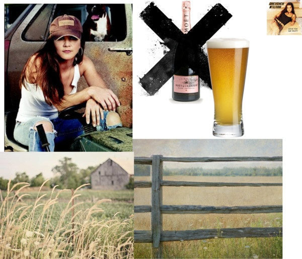 """Redneck Woman"" by turboida ❤ liked on Polyvore"