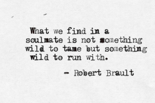 wild to run with :)