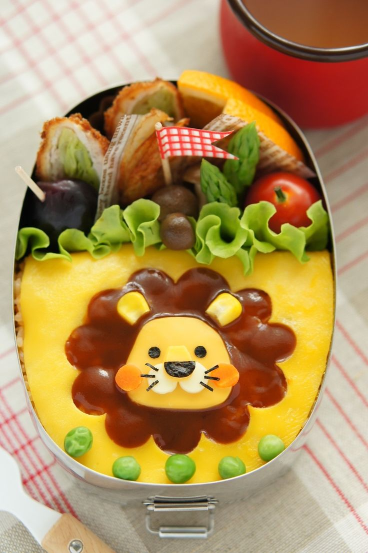 17 Best images about Bento Boxes and Other Cute Food on
