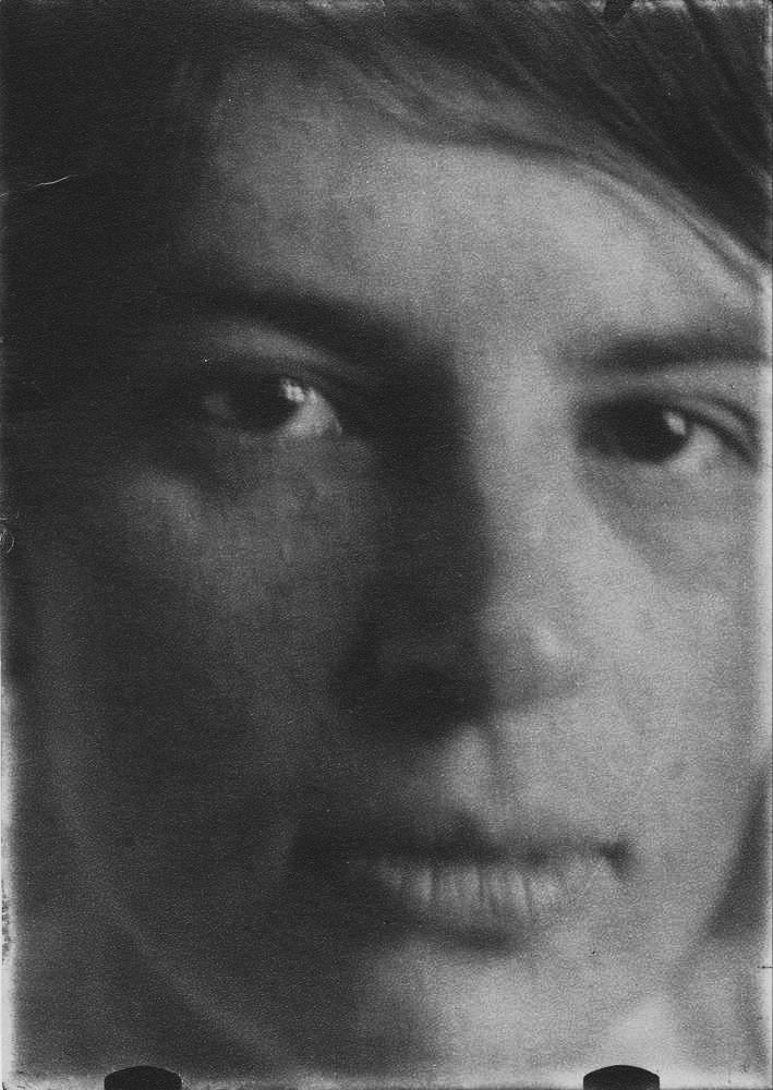 Stanisław Ignacy Witkiewicz (1885-1939 Polish) • Helena Czerwioska, Close Up Ca 1912