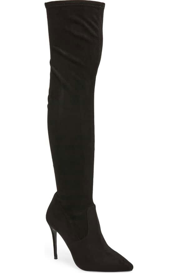 097a757e4aa Devine Over the Knee Boot STEVE MADDEN