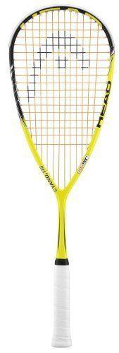 Squash 62166: Head Youtek Cyano2 115 Squash Racquet Squash Racket, New -> BUY IT NOW ONLY: $121.93 on eBay!