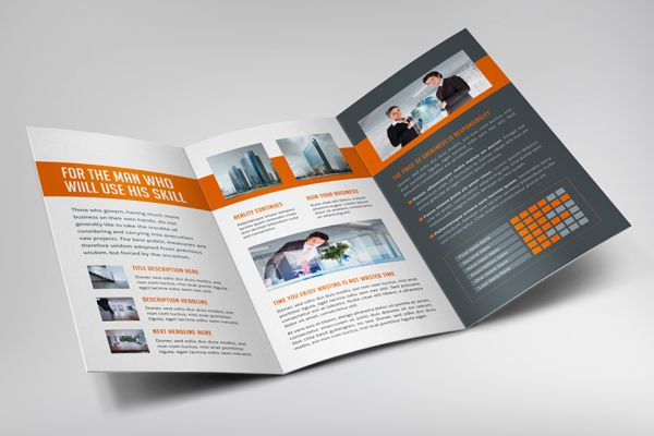 Business Flyer on Behance