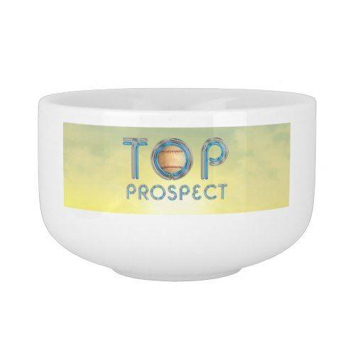 TOP Baseball Prospect Soup Mug