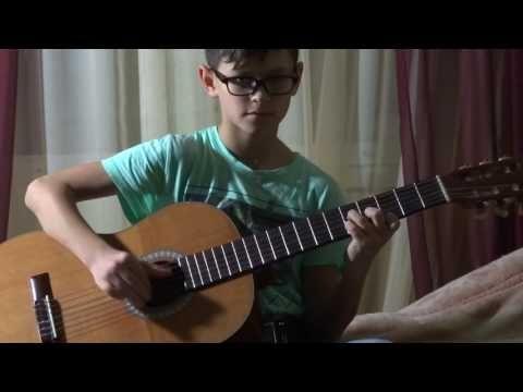 Сиртаки на гитаре часть 1 Sirtaki -Guitar cover