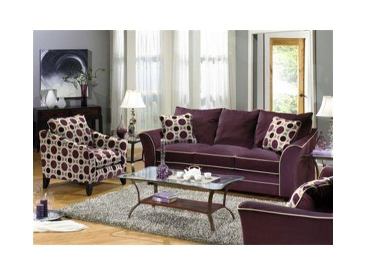 Jackson Furniture Living Room Sofa