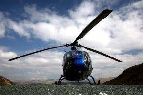 Let vrtulníkem Praha
